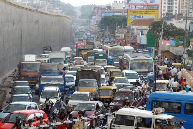 traffic-blr